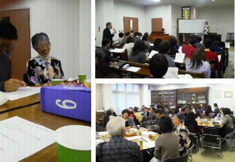 2011年 中会日曜学校研修会報告